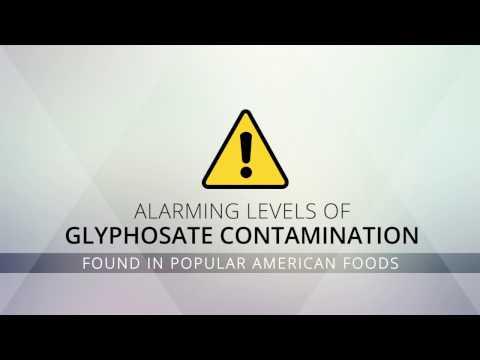 Glyphosate Contamination Found in Popular American Foods