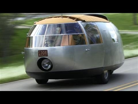 Dan Neil: Dymaxion Car-Cool, How Does It Drive?