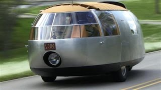 Buckminster Fuller's 1933 foray into automobiles gave us the Dymaxi...