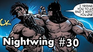 Nightwing #30 Review/Recap. Grayson