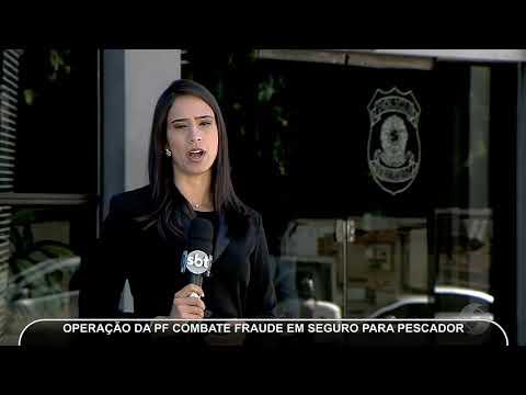 JMD (22/05/18) - Operação Da Polícia Federal Combate Fraude No INSS