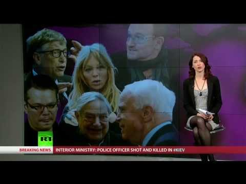 Davos: Orgy of Out-of-Touch Billionaires | Brainwash Update