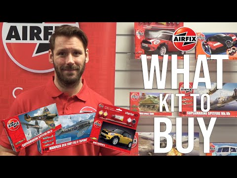 Airfix | What kit to buy?