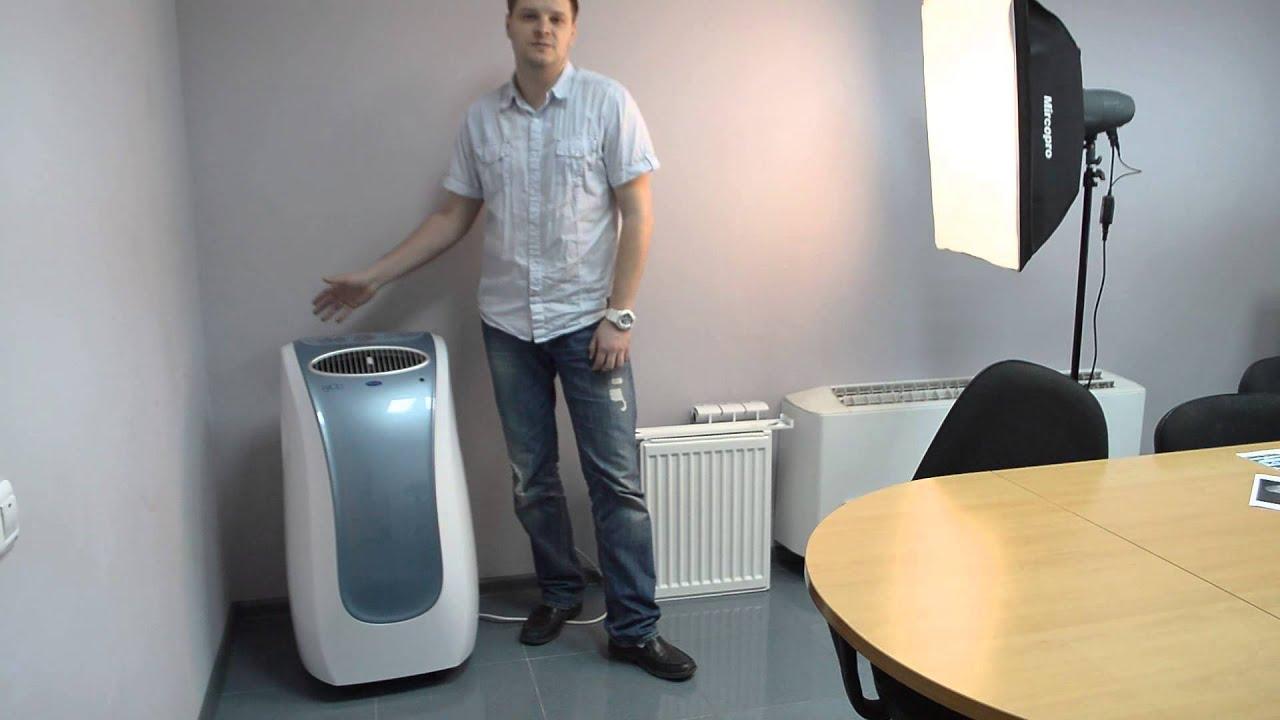 Распаковка портативного охладителя воздуха с Алиэкспресс. Обзор .