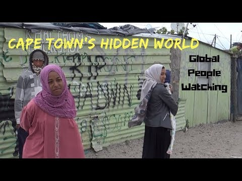 CAPE TOWN'S HIDDEN WORLD