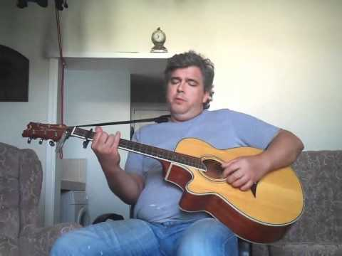 The Wall and Long Black Veil- Johnny Cash Cover.