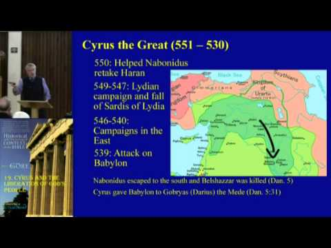 19. Cyrus and the Liberation of God's People
