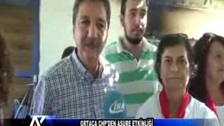 AYTV AYDIN Ortaca CHP'den aşure etkinliği
