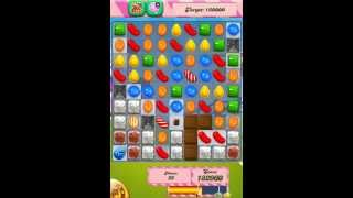 Candy Crush Level 235 - 3 stars - No Boosters
