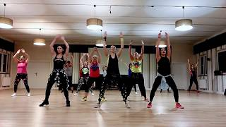 Katarzyna Cyunczyk Zumba - Warm Up MP3