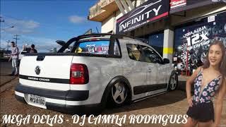MEGA MEDLEY DOS FLUXOS - DJ CAMILA RODRIGUES