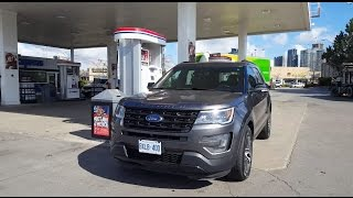 2016 Ford Explorer - Fuel Economy Test + Fill Up Costs