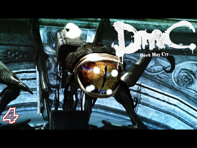 DmC Devil May Cry #4 | Sob Vigilância. [PT-BR]