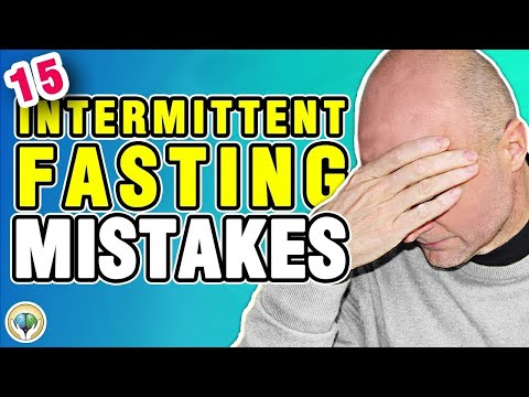 15 Intermittent Fasting Mistakes That Make You Gain Weight