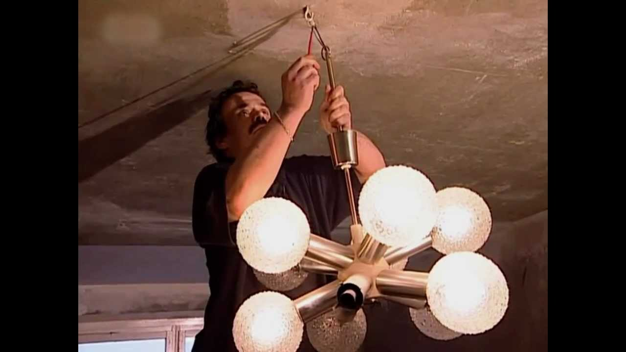 stromschlag lampe
