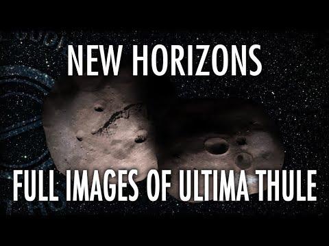 NASA New Horizon's Photos of Ultima Thule Featuring Emily Lakdawalla