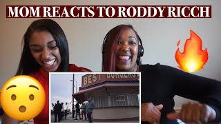 MOM REACTS TO RODDY RICCH