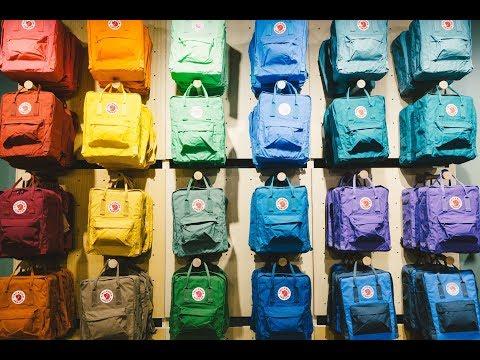 STREET STORY // Сравнение оригинального рюкзака Kanken и паленого