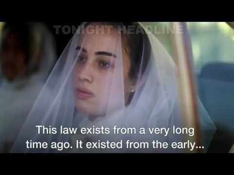 Lebanon rape law: Wedding dress protesters want law abolished