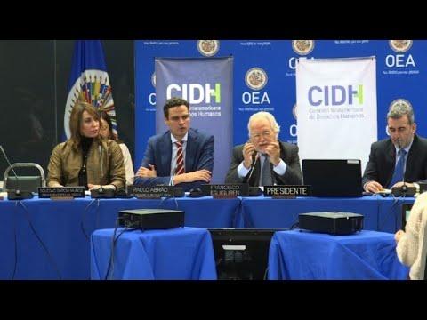"""CIDH denuncia situación """"alarmante"""" en Venezuela"""
