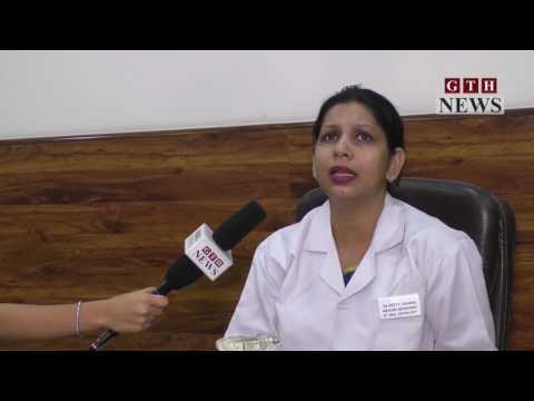 Dental Doctor and Professor Geeta Sharma, Amicare Hospital and Santosh Dental College, Ghaziabad.