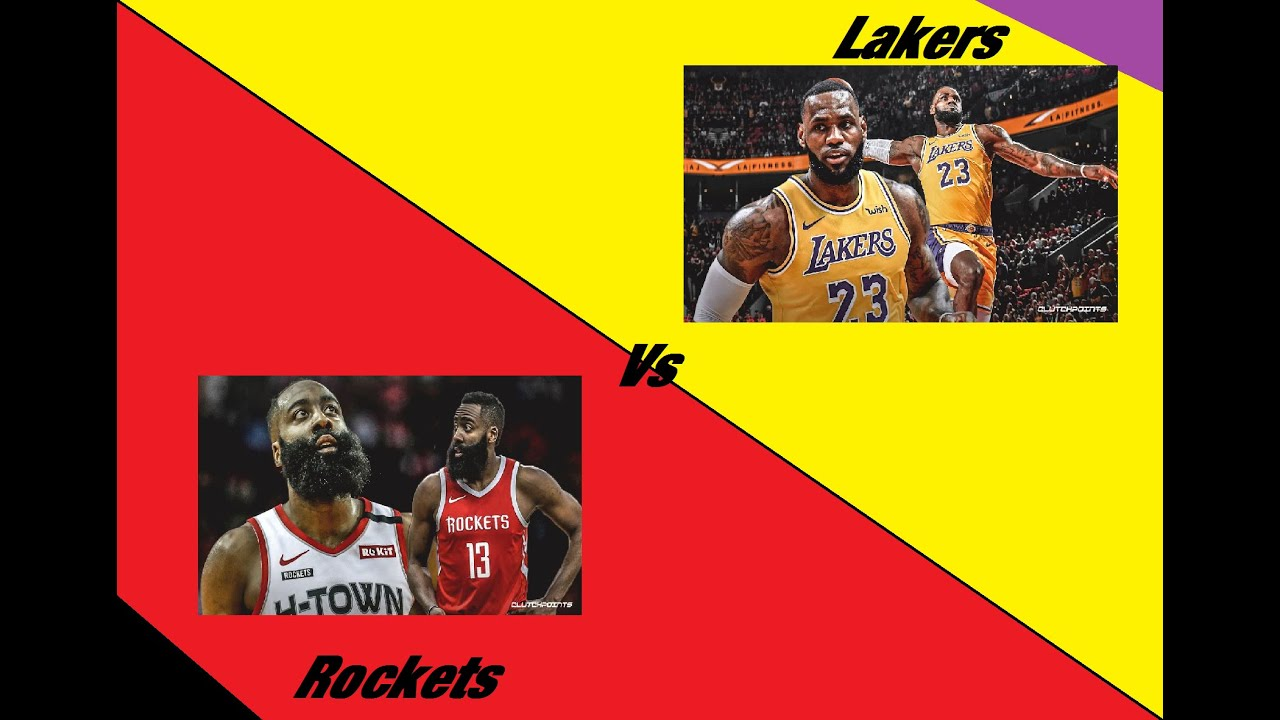 Rockets vs Lakers Game 5 NBA Playoffs 2020 - YouTube
