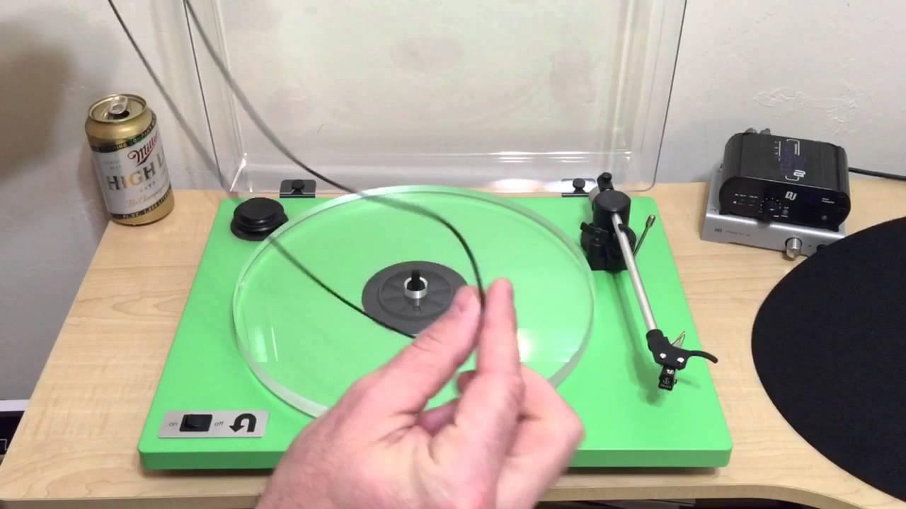 U-Turn Audio Orbit Plus Turntable Review & Listening Test