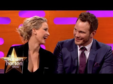 Chris Pratt Was Paid $40 To Strip! | The Graham Norton Show