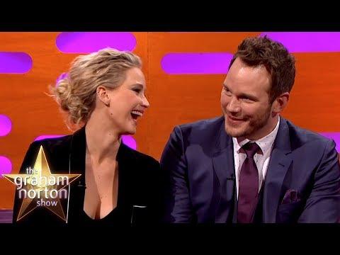 Chris Pratt Was Paid $40 To Strip! | The Graham Norton Show