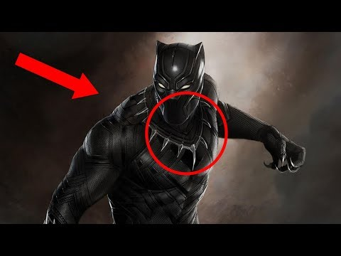 5 BLACK PANTHER Technologies that Could be REAL
