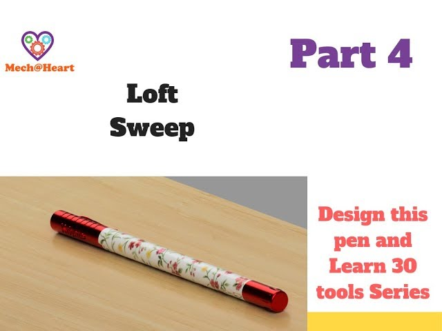 Learn Loft and Sweep - Fusion 360 Tutorials