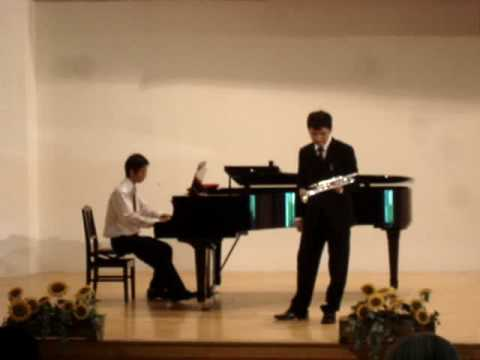 全國音樂比賽-小號獨奏指定曲