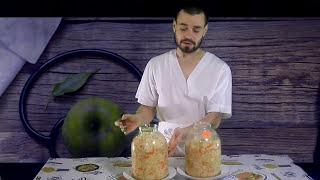 Как квасить капусту дома / Старинный рецепт