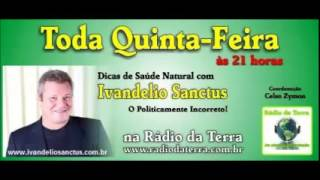 Entrevista Ivandelio Sanctus 30/10/2014 - Rádio da Terra
