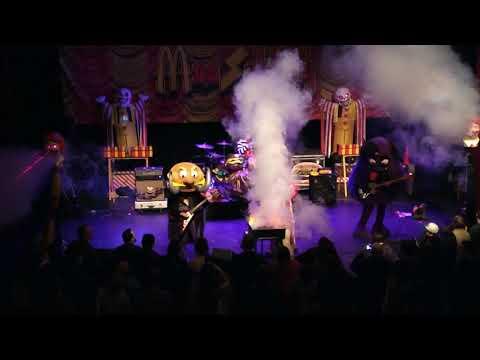 Mac Sabbath At The Granada in Emporia 2-10-2018