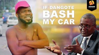 What I Will Do if Dangote Bash My Car Broda Shaggi - Beatz Lounge