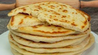 Cea mai simplă rețetă de mâncare - Lipii de casă! | SavurosTV