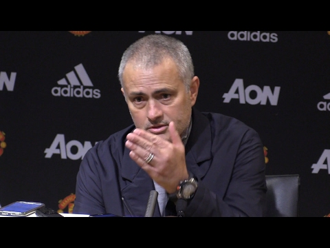 Manchester United 0-0 Hull - Jose Mourinho Full Post Match Press Conference