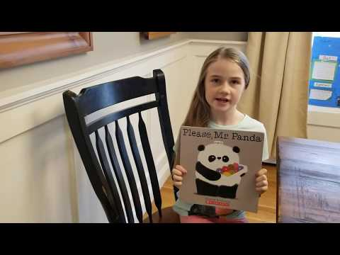 Please, Mr.Panda By Steve Antony A Read Aloud Bedtime Story For Kids
