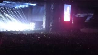 Pet Shop Boys - Go West @ 2013 Supersonic Festival, Seoul, Korea
