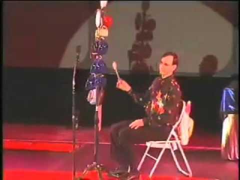 Michel Lauziere: World Famous Visual Comedian