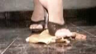 High Heel Crush Burger