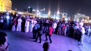 QATAR Funny dance