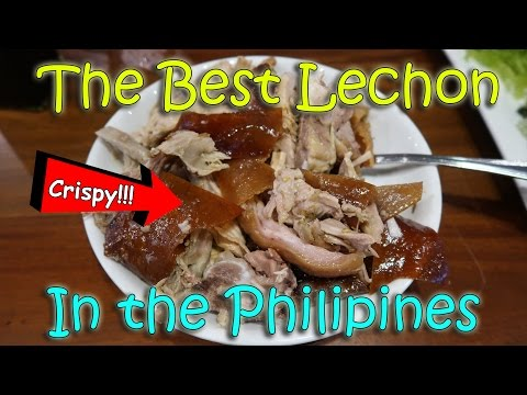 THE BEST LECHON IN THE PHILIPPINES (Cebu)   April 10th, 2017   Vlog # 79
