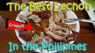 THE BEST LECHON IN THE PHILIPPINES (Cebu) | April 10th, 2017 | Vlog # 79