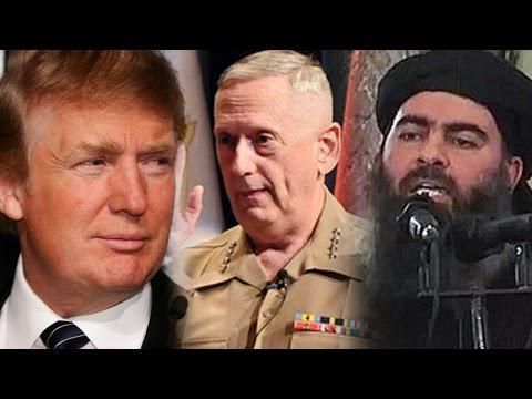 Trump Captures ISIS Leader Abu Bakr al-Baghdadi On Day One Of Airstrikes