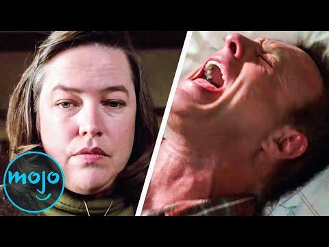 Top 10 Times Movie Villains Went Too Far!!