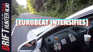 My Friend Hacked His Car To Blast Eurobeat When He Floors It And Its COMPLETELY INSANE.