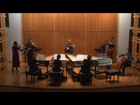 Bach Concerto in C Major for 3 Harpsichords