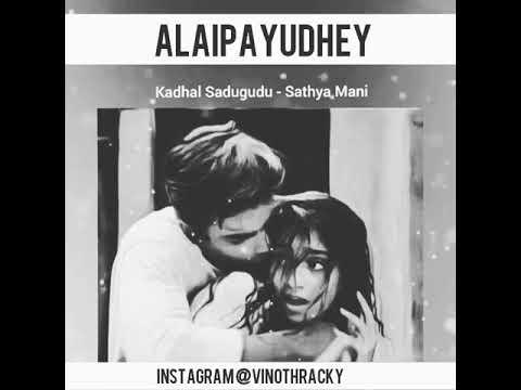 Alaipayudhey kadhal sadugudu bgm